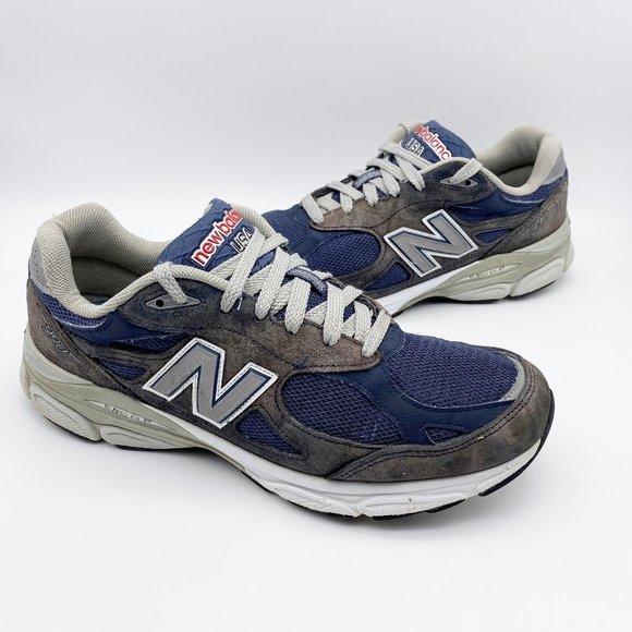 New Balance 99v3 Running Shoes Navy